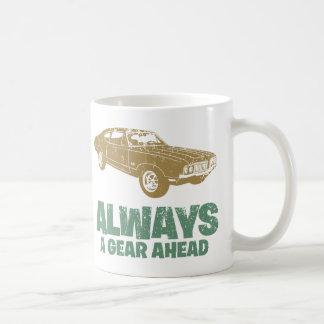 Oldsmobile 1970 442 taza de café