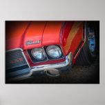 Oldsmobile 1972 442 impresiones
