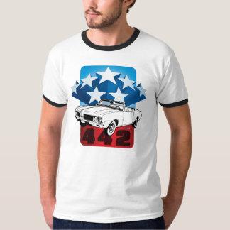Oldsmobile 442 tee shirts