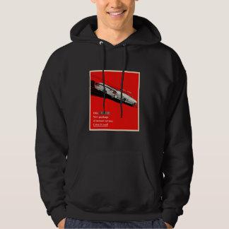 Oldsmobile 442 vintage advertisement hoodie