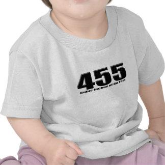 Oldsmobile 455 va fast.png camisetas