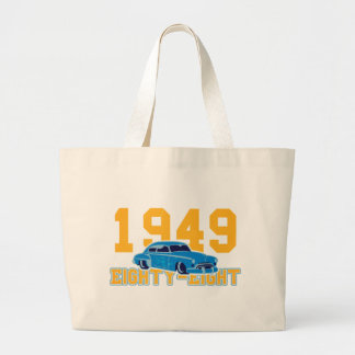 Oldsmobile-88 Large Tote Bag