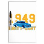 Oldsmobile-88 Tableros Blancos