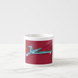Oldsmobile Espresso mug 6 Oz Ceramic Espresso Cup