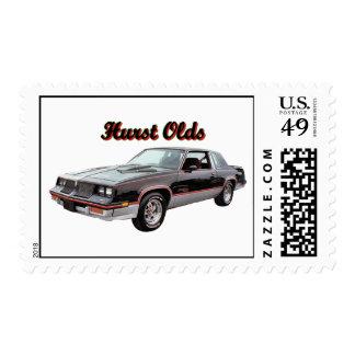 Oldsmobile Hurst Postage