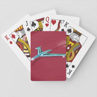 Oldsmobile Poker Deck