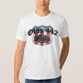 Oldsmobile Olds 442 - Route 66 - American Classic T-shirt