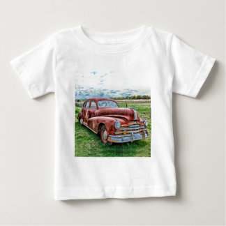 Oldsters Classic Car Vintage Automobile Old Rusty Tee Shirt