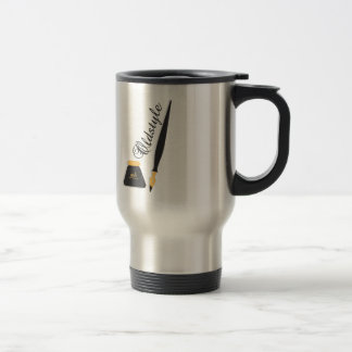 Oldstyle 15 Oz Stainless Steel Travel Mug