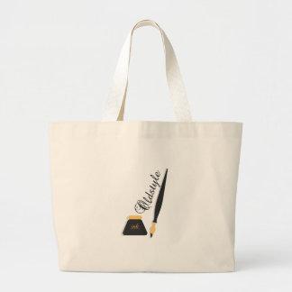 Oldstyle Jumbo Tote Bag