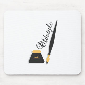 Oldstyle Mouse Pad