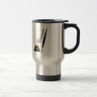 Oldstyle Stainless Steel Travel Mug