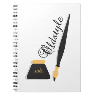 Oldstyle Notebook