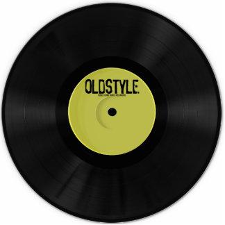Oldstyle Vinyl Sculpture (Exclusive)