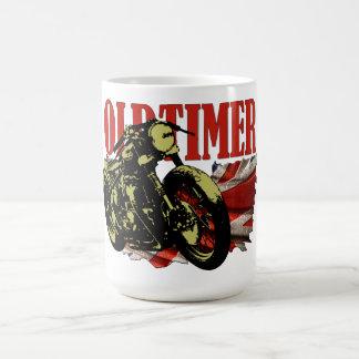 Oldtimer Bobber Coffee Mug