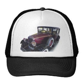 Oldtimer car trucker hats