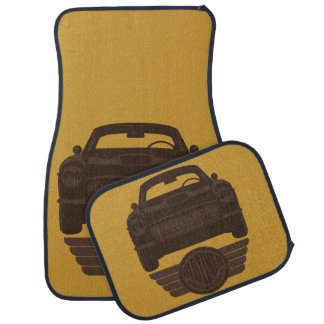 Oldtimer Car Floor Mat