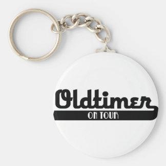 oldtimer llavero personalizado