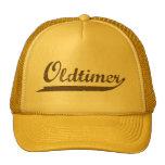 Oldtimer Typo Trucker Hat