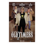 Oldtimers Poster