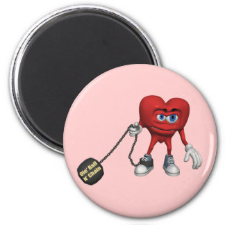 Ole Ball And Chain T-shirts and Gifts 2 Inch Round Magnet