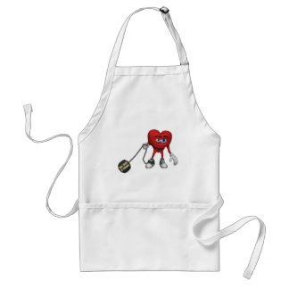 Ole Ball And Chain T-shirts and Gifts Adult Apron