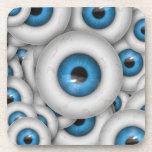 Ole Blue Eyes Beverage Coaster