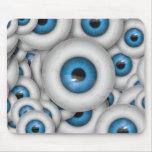 Ole Blue Eyes Mouse Pad