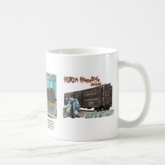 OLE BOX CAR Hobo'in HomeStyle + more Coffee Mug