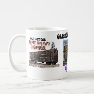 OLE BOX CAR PORTER / HAUSENBOCK / BITTER BREW MUG