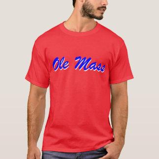 Ole Mass t-shirt