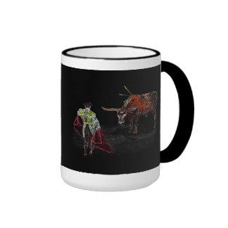 Ole Matador Ringer Coffee Mug