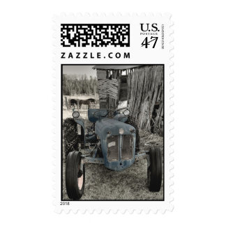 ole tractor postage