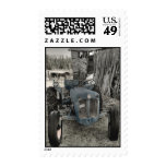 ole tractor postage stamps