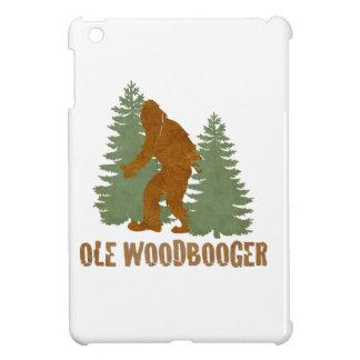 OLE WOODBOOGER iPad MINI COVERS
