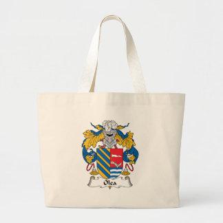 Olea Family Crest Bag