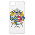Olea Family Crest Case For iPhone 5C