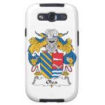 Olea Family Crest Samsung Galaxy SIII Case