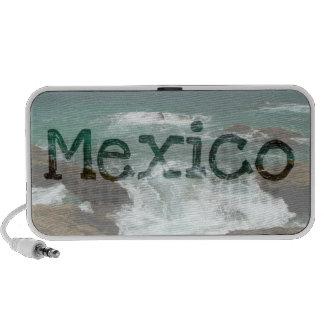 Oleada pacífica mexicana; Recuerdo de México Altavoces