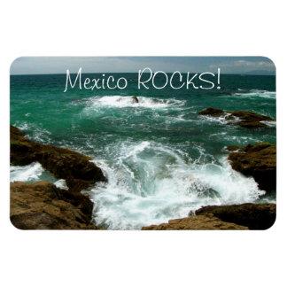 Oleada pacífica mexicana; Recuerdo de México Iman Flexible