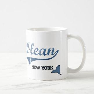 Olean New York City Classic Classic White Coffee Mug