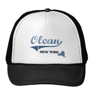 Olean New York City Classic Trucker Hats