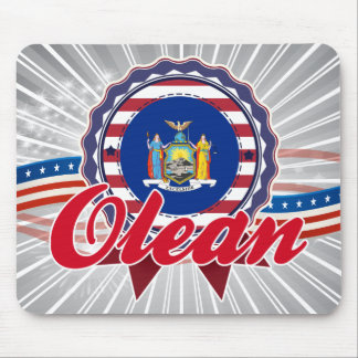 Olean, NY Mouse Pad