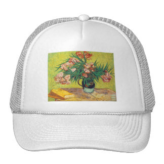 Oleanders Print by Vincent van Gogh Trucker Hat