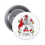 O'Leary Family Crest Pins