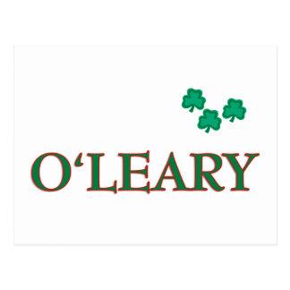 O'Leary Family Postcard