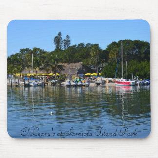 O'leary's At Island Park, Sarasota, Florida Mouse Pad