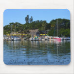 O'leary's At Island Park, Sarasota, Florida Mousepad