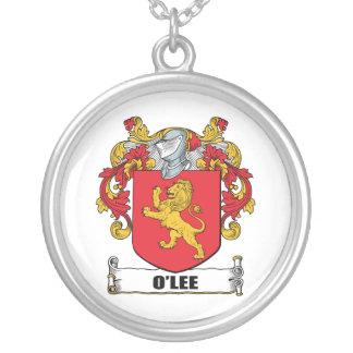 O'Lee Coat of Arms Custom Jewelry