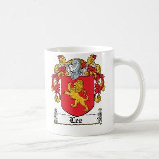 O'Lee Family Crest Classic White Coffee Mug